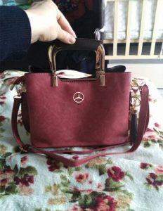 MCD New Deluxe Handbag photo review