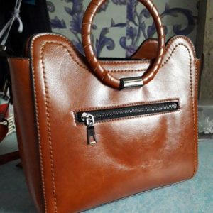MCD High Class Leather Women Handbag photo review