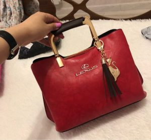 LX Deluxe Women's Handbag photo review
