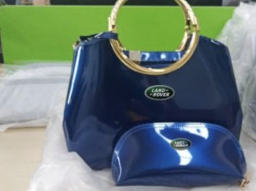 LRV Luxury Handbag With Free Matching Wallet photo review