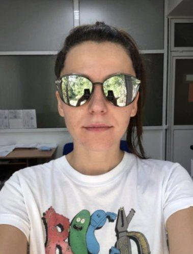 JG Women's Polarized Glasses photo review