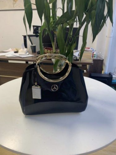 MCD Luxury Handbag With Free Matching Wallet photo review