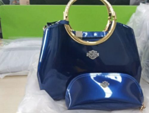 HLD Luxury Handbag With Free Matching Wallet photo review