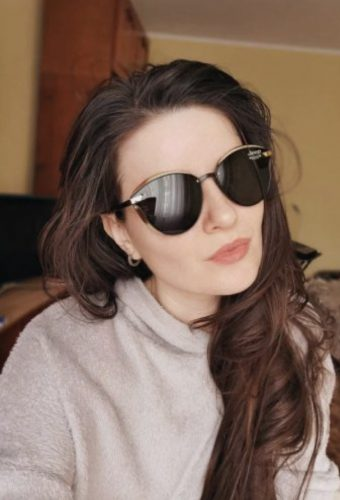 JP Women's Polarized Glasses photo review
