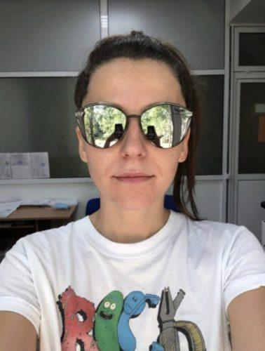 CVT Women's Polarized Glasses photo review