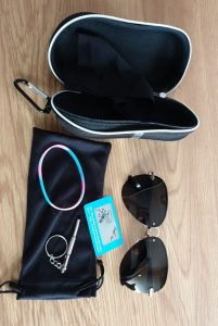 JP Unisex Polarized Glasses photo review